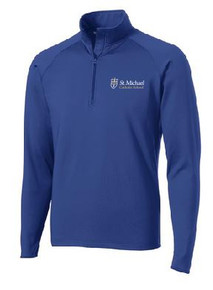 Ladies Sport-Wick 1/4 Zip with Logo, Spirit Wear (1045)