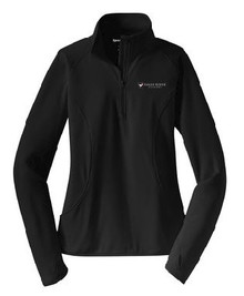 Sport Wick 1/4 Zip Ladies with Logo, Staff Wear (1007)
