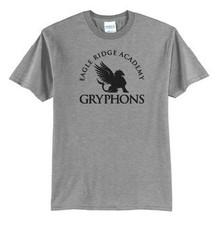 T-Shirt (Tall Size) with Logo, Spirit Wear (1007)