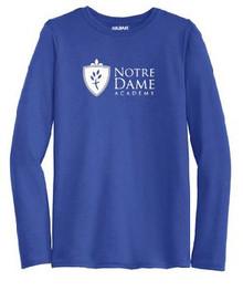 Performance T-Shirt LS with Logo, Spirit Wear (1014)