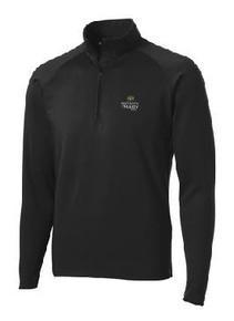 Ladies Half Zip Sport-Wick Pullover with Logo, Spiritwear(1013)