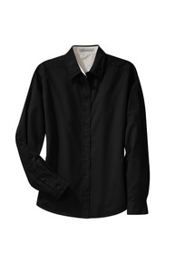 Ladies Long Sleeve Easy Care Shirt (2004)