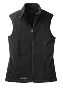 Ladies Eddie Bauer Fleece Vest (2004)