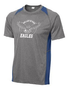 Performance T-Shirt SS with Logo, Spirit Wear (1017)
