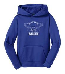 Sport-Wick Hooded Pullover, Spirit Wear (1017)