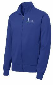 Ladies Full Zip Perrformance Jacket  with Logo, Spiritwear  (1017)