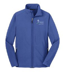 Ladies Soft Shell Jacket with Logo, Spirit Wear (1017)