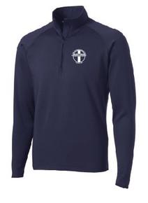 Half Zip Sport-Wick Pullover with Logo, Spiritwear(1041)