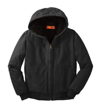 Insulated Hooded Work Jacket (2006)
