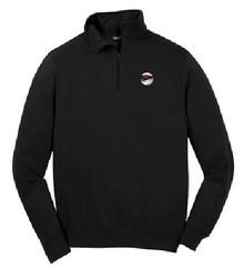 1/4 Zip Sweatshirt - Unisex,  Staff Wear (1034)