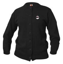 Cardigan Sweater - Ladies,  Staff Wear (1034)
