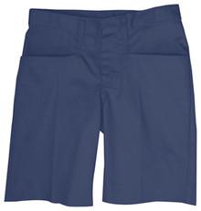 Girls Flat Front Shorts (1017)