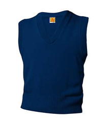 V-Neck Sweater Vest (1017)