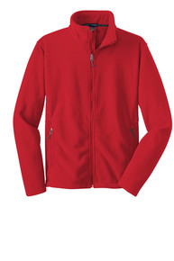 Youth Fleece Jacket with Logo, Spiritwear (1010)