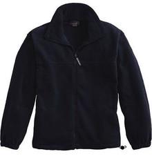 Full-Zip Fleece Jacket with Logo (1022)