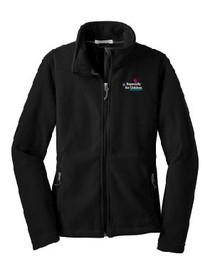 Ladies Fleece Jacket (1036)