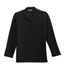 Silk Touch Long Sleeve Polo Ladies (2013)