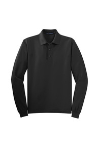Silk Touch Long Sleeve Polo (2013)