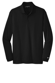Nike Dri Fit Tech Long Sleeve Polo (2013)