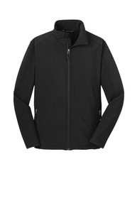 Soft Shell Full Zip Jacket (2013)