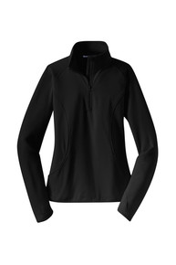 Sport Tek 1/2 Zip Ladies (2014)