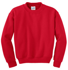 Crew Neck Sweatshirt with Logo (1003) K - 5