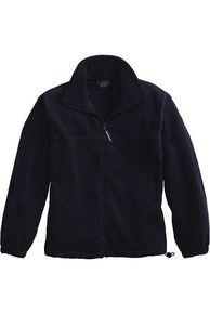 Full-Zip Fleece Jacket with Logo (1003) 6 - 8