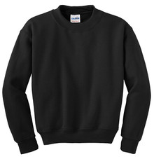 Crew Neck Sweatshirt with Logo (1003) 6 - 8