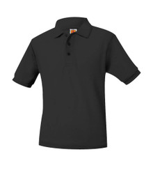 Polo Short Sleeve Jersey Knit with Logo (1003) 6 - 8