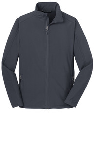 Soft Shell Full Zip Jacket (2014)