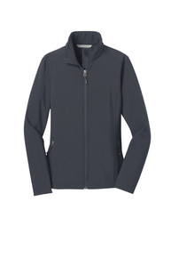 Soft Shell Full Zip Jacket Ladies (2014)