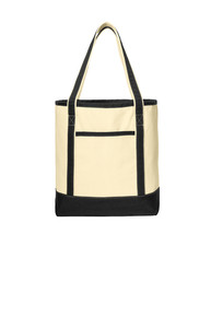 Port Authority Canvas Boat Tote  (2008)