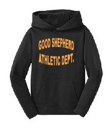 Sportwick Hooded Sweatshirt Spirit Wear (1009)