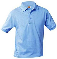 Polo Short Sleeve Jersey Knit (1024)