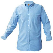 Long Sleeve Oxford Shirt (1023)
