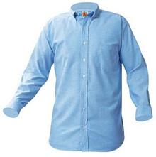 Long Sleeve Oxford Shirt (1024)