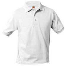 Polo Short Sleeve Jersey Knit, Grades K-5 (1019)