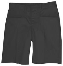 Girls Flat Front Shorts (1027)