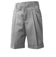 Girls Pleated Shorts (1009)