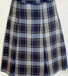 Skirt Plaid 57 (1005)