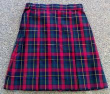 Skirt Plaid 66 (1010)
