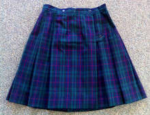 Skirt Plaid 98 (1015)
