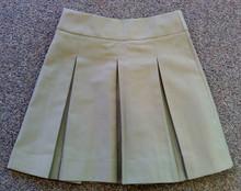 Khaki Skirt Lower (1027)