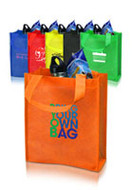 Tote Gift Bags with Long Handles