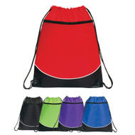 Pocket Drawstring Backpack