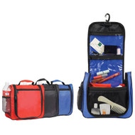 Multi-Pocket Hanging Toiletry Bag
