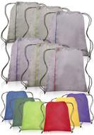 Drawstring Backpack Book Tote Bag