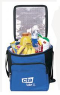 Deluxe 18-24 Can Insulated Cooler Bag