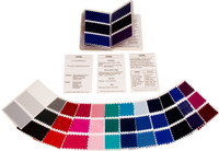 Colour Swatch Wallet - cool
