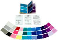 Colour Swatch Wallet - bright